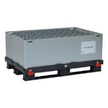 Logistics enclosure box